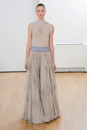 Показ Julien Fournie коллекции сезона Весна-лето 2014 года haute couture - www.elle.ru - Подиум - фото 574970
