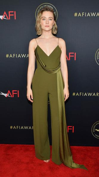 Сезон киновечеринок объявляется открытым: Брэд Питт, Леонардо Ди Каприо, Сирша Ронан и другие гости AFI Awards (фото 1.2)