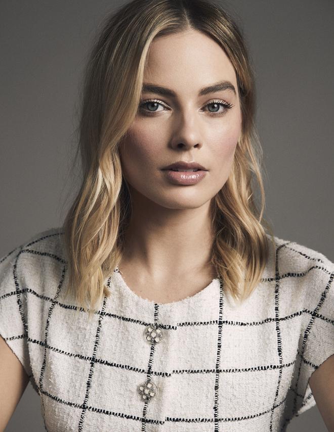 Марго Робби — новое лицо парфюмерной линии Chanel (фото 1)