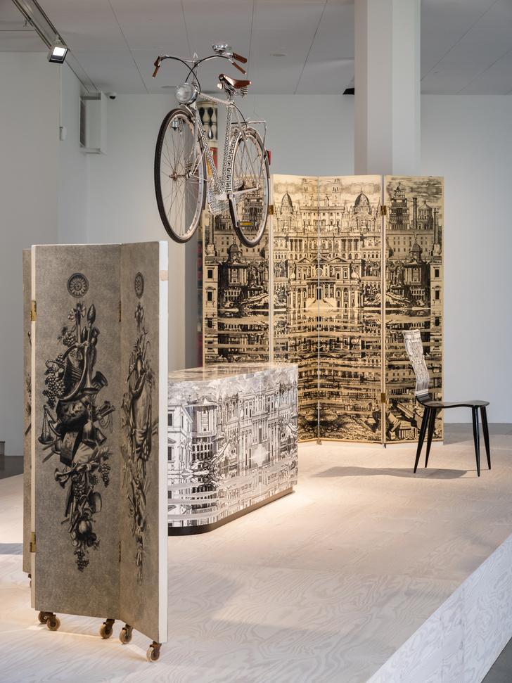 Выставка Fornasetti в Стокгольме (фото 3)