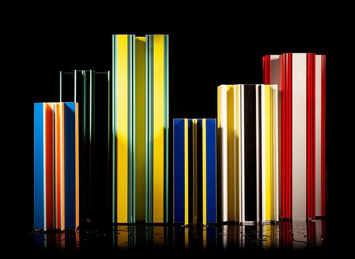 Яркая коллекция ваз от Хорхе Пенадеса (фото 0)
