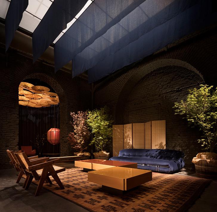 В отеле Sister Hotel можно купить мебель и арт-объекты (фото 0)