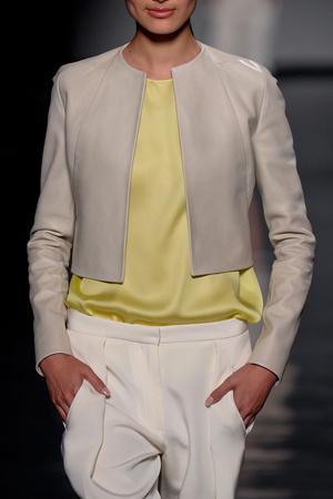 Показ Maison Rabih коллекции сезона Осень-зима 2011-2012 года Haute couture - www.elle.ru - Подиум - фото 277891