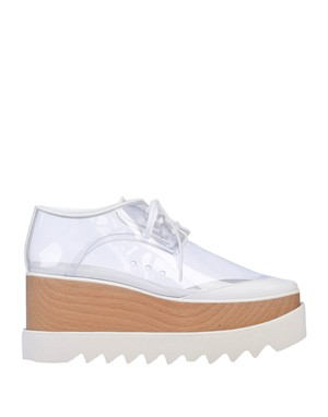 Transparent spring: 6 прозрачных пар обуви (фото 1.2)