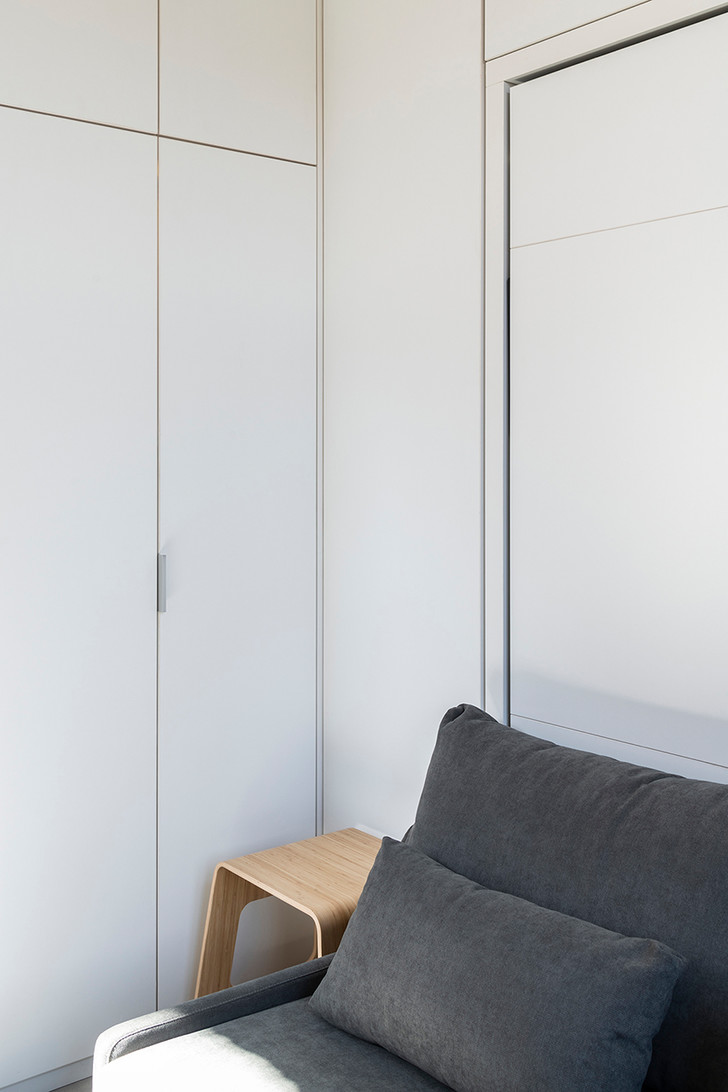 Квартира 18 м², где есть все необходимое для жизни (фото 10)