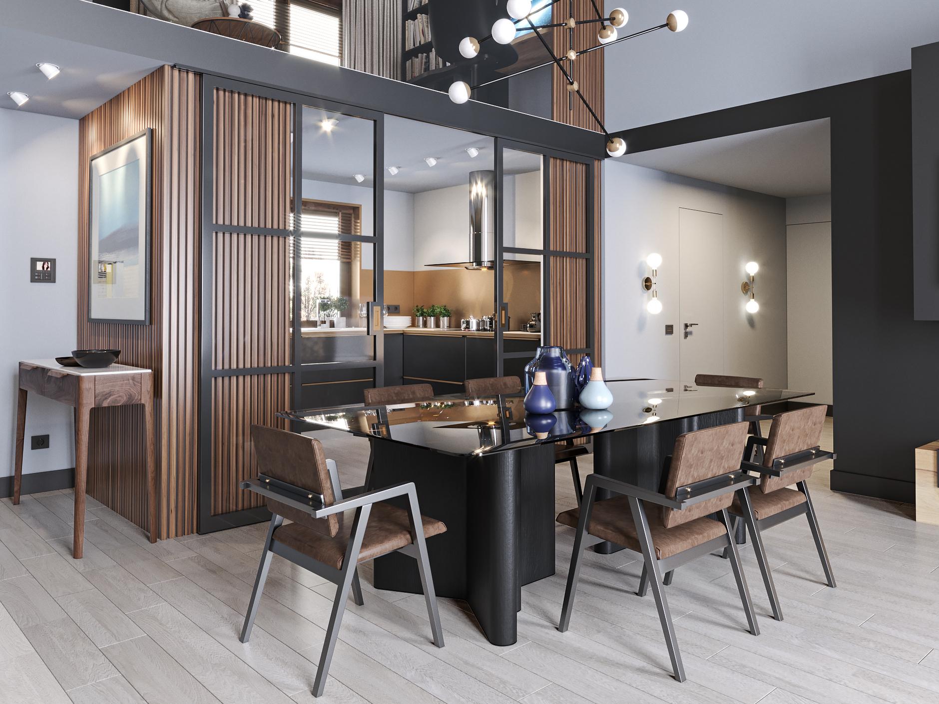 «Кухня в стиле Smeg»: итоги конкурса (галерея 2, фото 1)