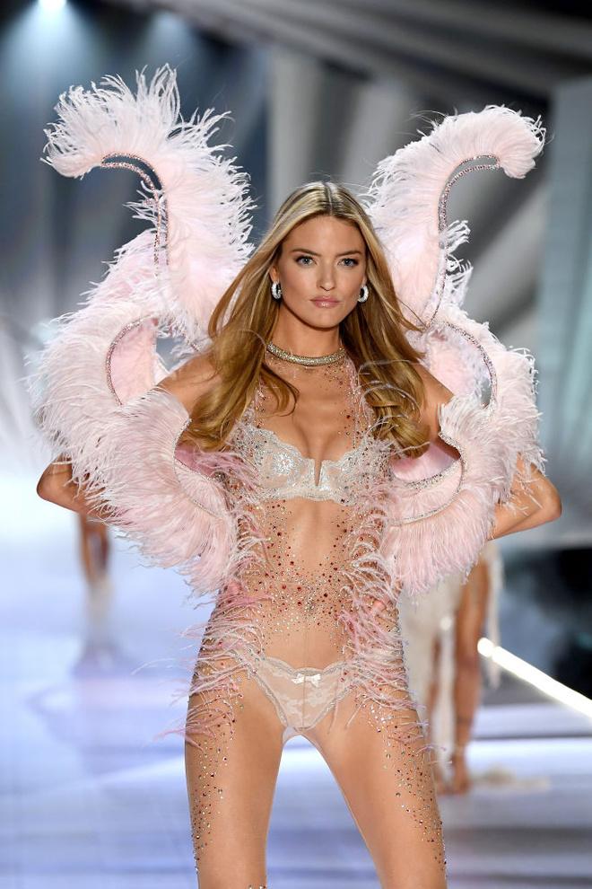 Прекрасные создания: самые яркие образы с шоу Victoria's Secret (фото 15.2)