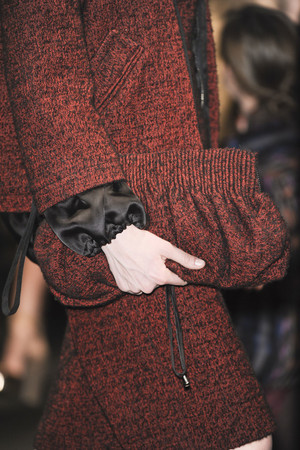 Показ N21 коллекции сезона Осень-зима 2012-2013 года prêt-à-porter - www.elle.ru - Подиум - фото 361000