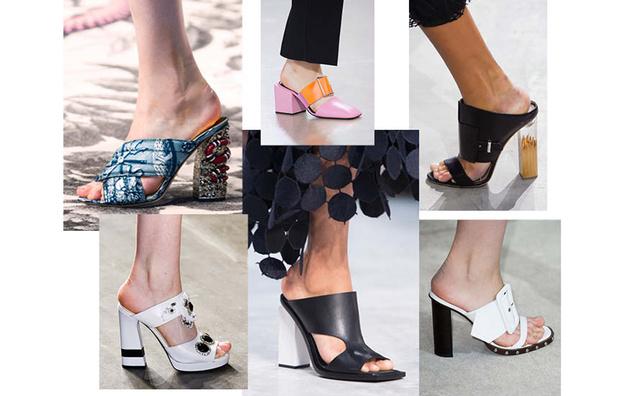 Модные туфли 2016