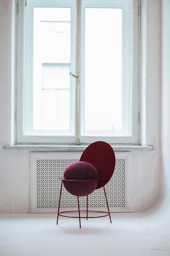 Супрематический стул Proun Кати Толстых (фото 4.2)