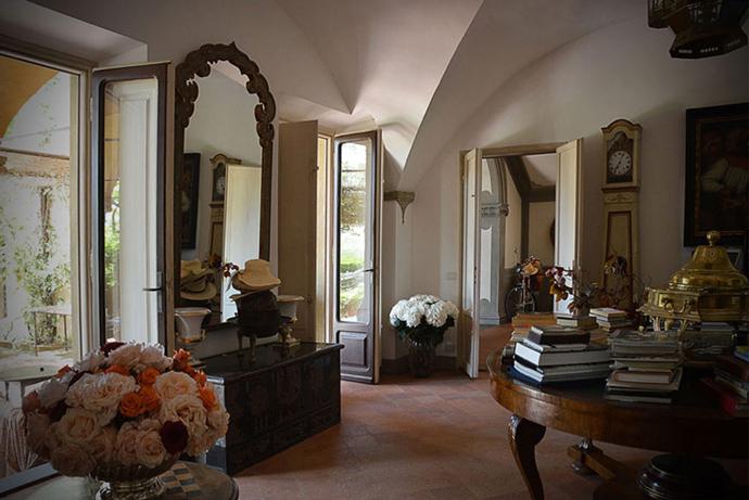 Дома звезд: вилла Стинга в Тоскане | галерея [1] фото [6]