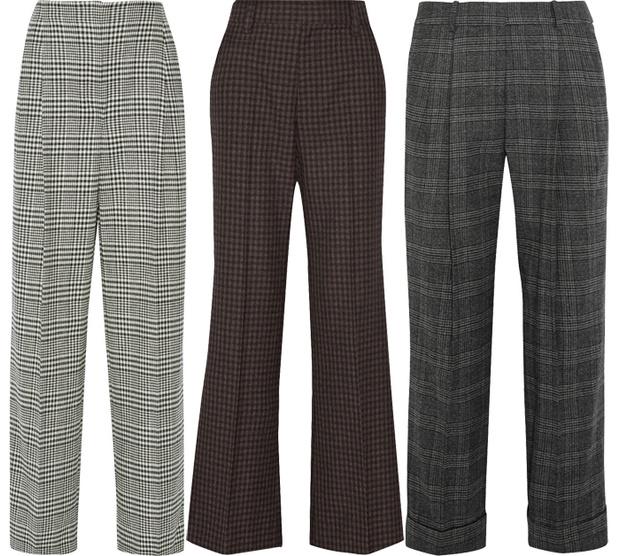 Выбор ELLE: брюки Lanvin, Marc Jacobs, Michael Kors