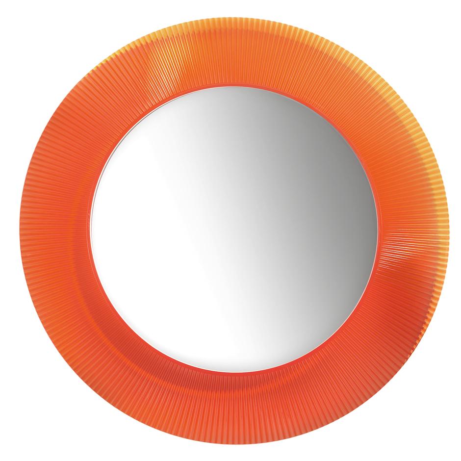 Оранжевый цвет в интерьере ванной, WESTWING