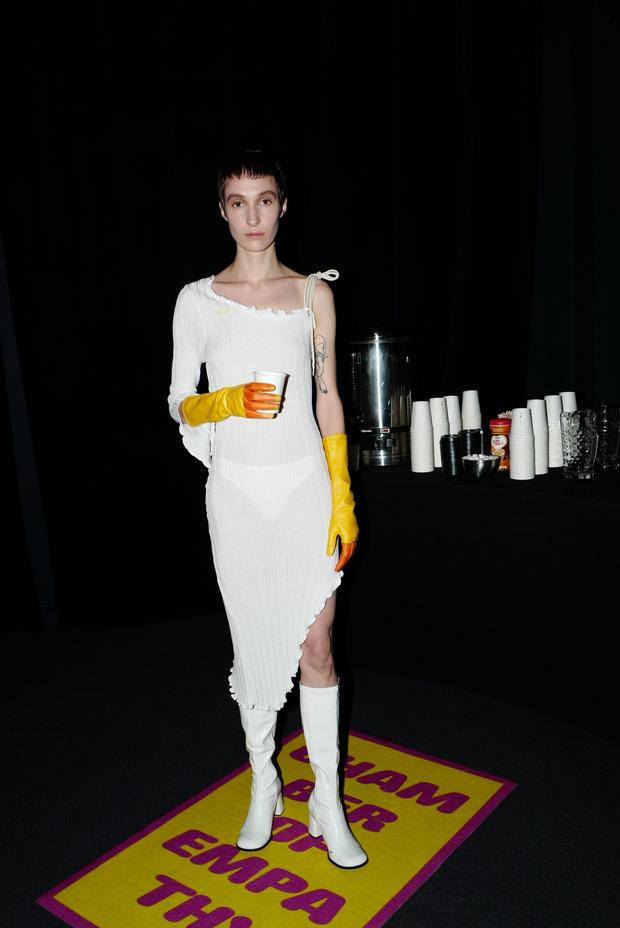 Walk of Shame впервые представил коллекцию на Неделе моды в Париже (фото 8)