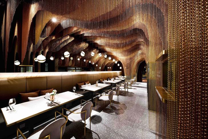 Ресторан Icha Chateau в Шанхае (фото 0)