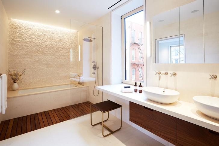 Больше света: квартира 218 м² в Бруклине (фото 7)