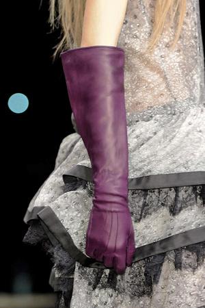 Показ Roberto Cavalli коллекции сезона Осень-зима 2012-2013 года Prêt-à-porter - www.elle.ru - Подиум - фото 372600