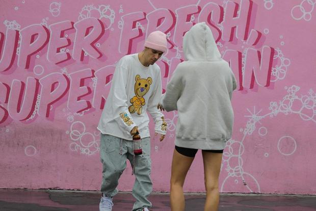 Хейли Бибер — самая крутая #инстажена в Лос-Анджелесе. Джастин подтвердит (фото 2)