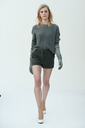 Показы мод Organic by John Patrick Осень-зима 2013-2014 | Подиум на ELLE - Подиум - фото 939