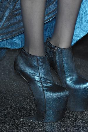 Показ Nina Ricci коллекции сезона Осень-зима 2009-2010 года Prêt-à-porter - www.elle.ru - Подиум - фото 99496