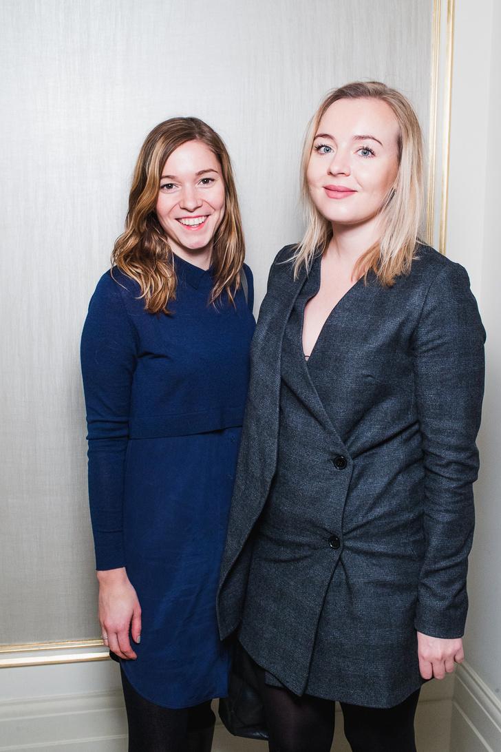 Марина Кадышева и Екатерина Волгина (IQOS)