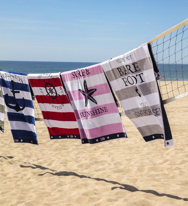 Топ -- 10: Самые модные пляжные полотенца и аксессуары (фото 6)