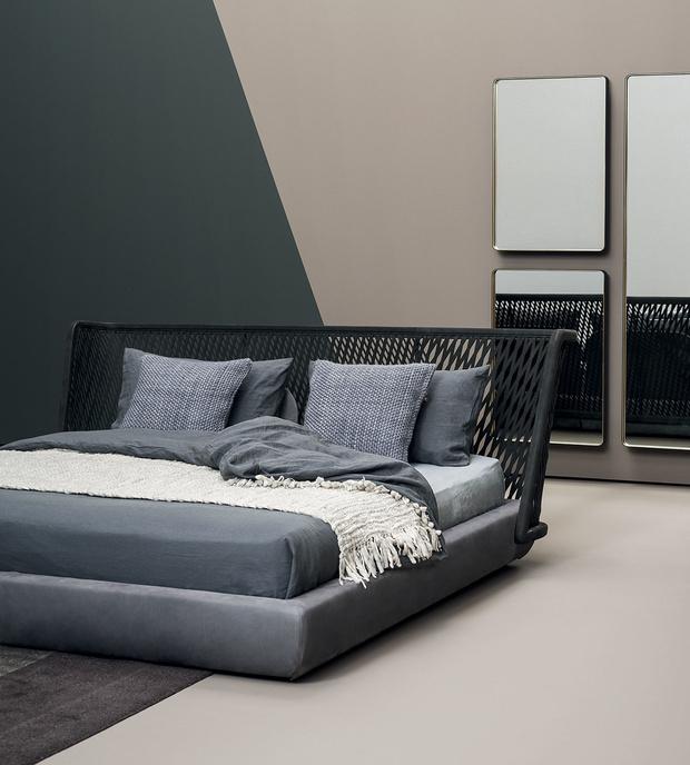 Сон в летнюю ночь! Топ-25 кроватей Миланского мебельного салона (фото 40)