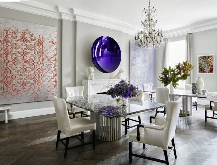 Клуб знатоков: нью-йоркская квартира с шедеврами искусства (фото 7)