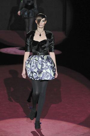 Показы мод Marc Jacobs Осень-зима 2009-2010 | Подиум на ELLE - Подиум - фото 3222