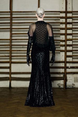 Показ Givenchy коллекции сезона Весна-лето 2012 года Haute couture - www.elle.ru - Подиум - фото 332729