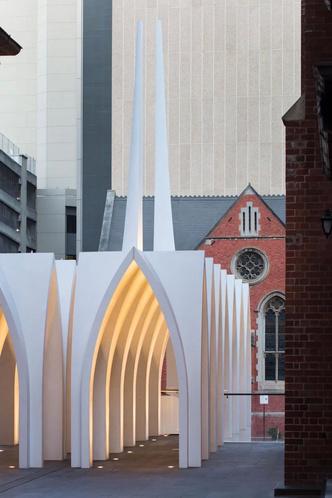 Новая школа церковного хора от Palassis Architects (фото 4.2)