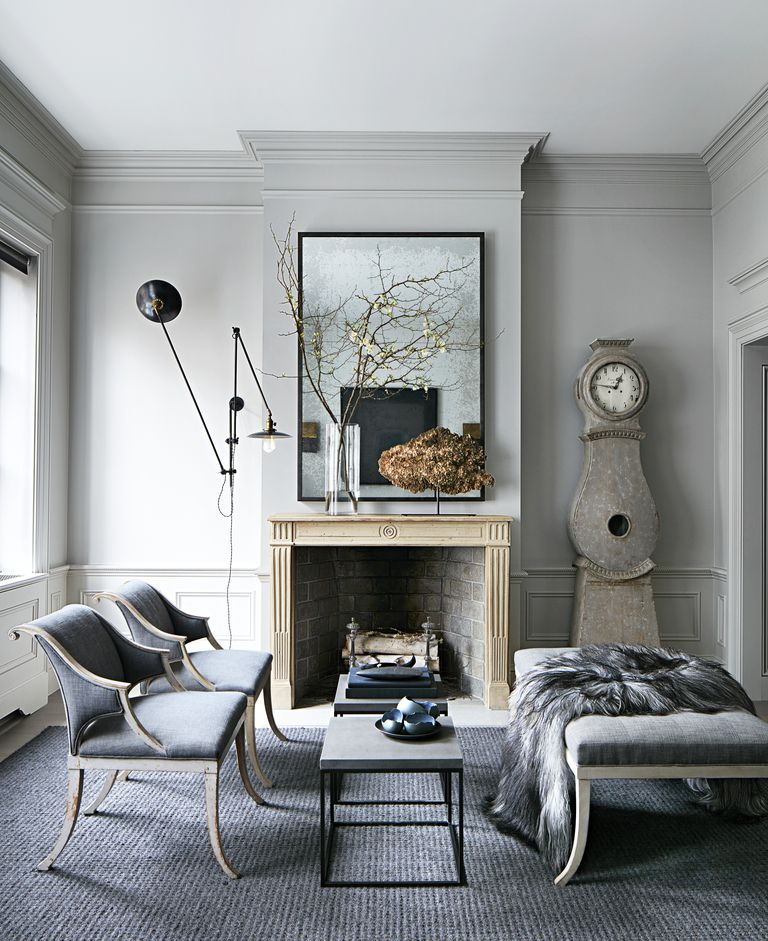 Серый цвет в интерьере: 20 нескучных примеров (галерея 1, фото 0)
