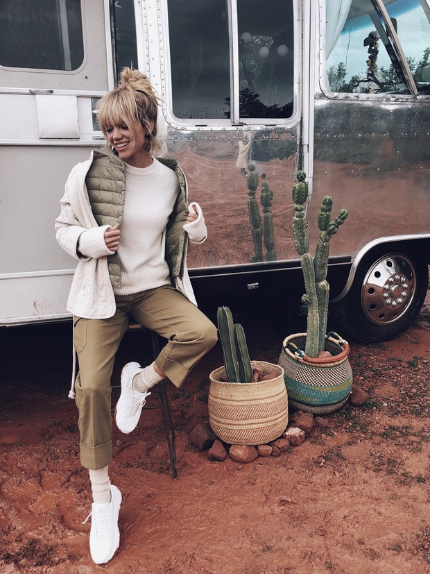 Дневник Валерии Дергилевой: как прошел иммерсивный показ H&M Studio в красных каньонах Аризоны (фото 1)