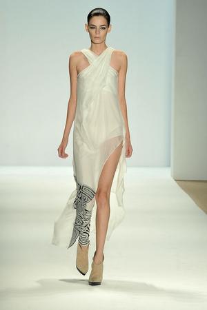 Показы мод Tony Cohen Весна-лето 2010 | Подиум на ELLE - Подиум - фото 3074