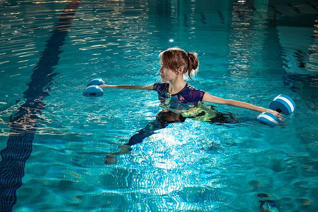 Как в воде похудеть в два раза быстрее? (фото 3)
