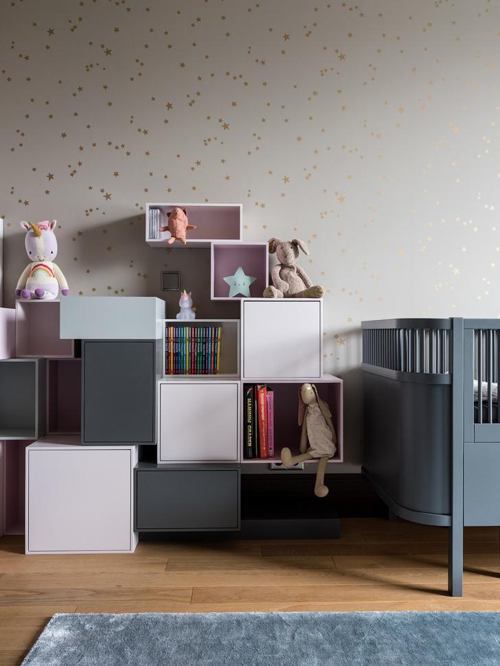 Как обустроить идеальную детскую комнату: 3 главных правила (фото 13)