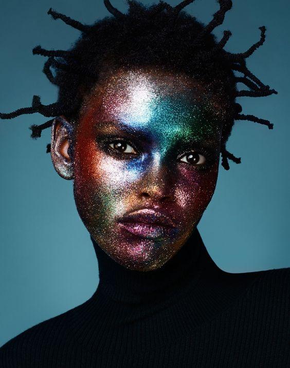 20 идей макияжа на Хэллоуин (фото 11)