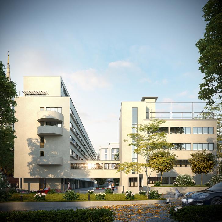 Конкурс на разработку дизайн-проекта для «Дома Наркомфина» (фото 0)