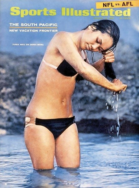 Опубликована обложка нового номера Sports Illustrated Swimsuit Issue   галерея [1] фото [46]