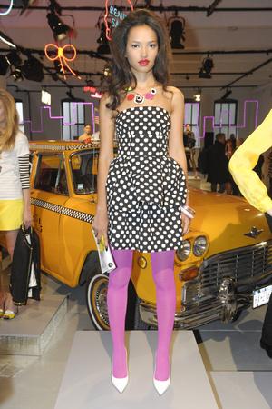Показы мод Kate Spade Осень-зима 2013-2014 | Подиум на ELLE - Подиум - фото 915