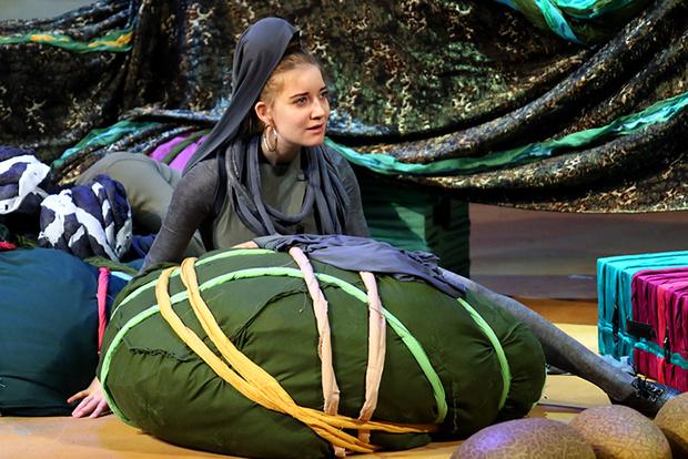 С детьми в театр: лучшие спектакли Москвы (фото 12)