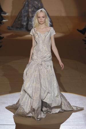 Показы мод Marc Jacobs Осень-зима 2010-2011 | Подиум на ELLE - Подиум - фото 2845