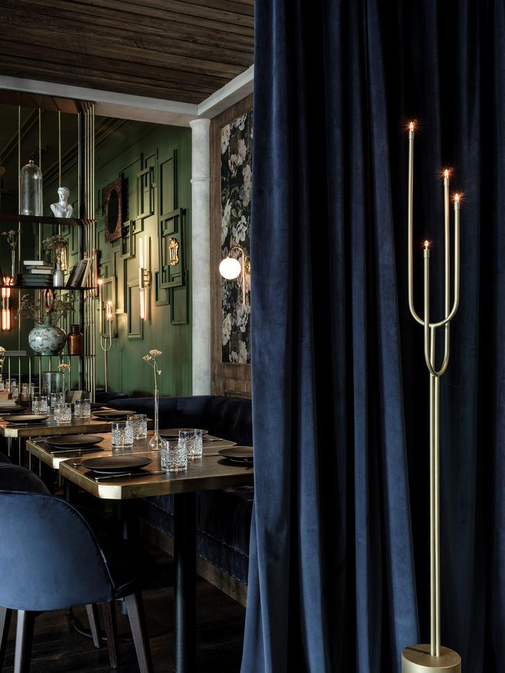"""Луч света в темном царстве: ресторан """"Гроза"""" в Костроме (фото 10)"""