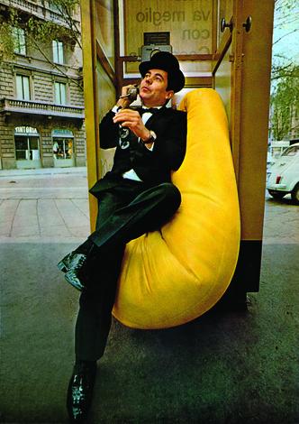 Кресло-мешок Sacco стало 100% экологичным (фото 5.2)