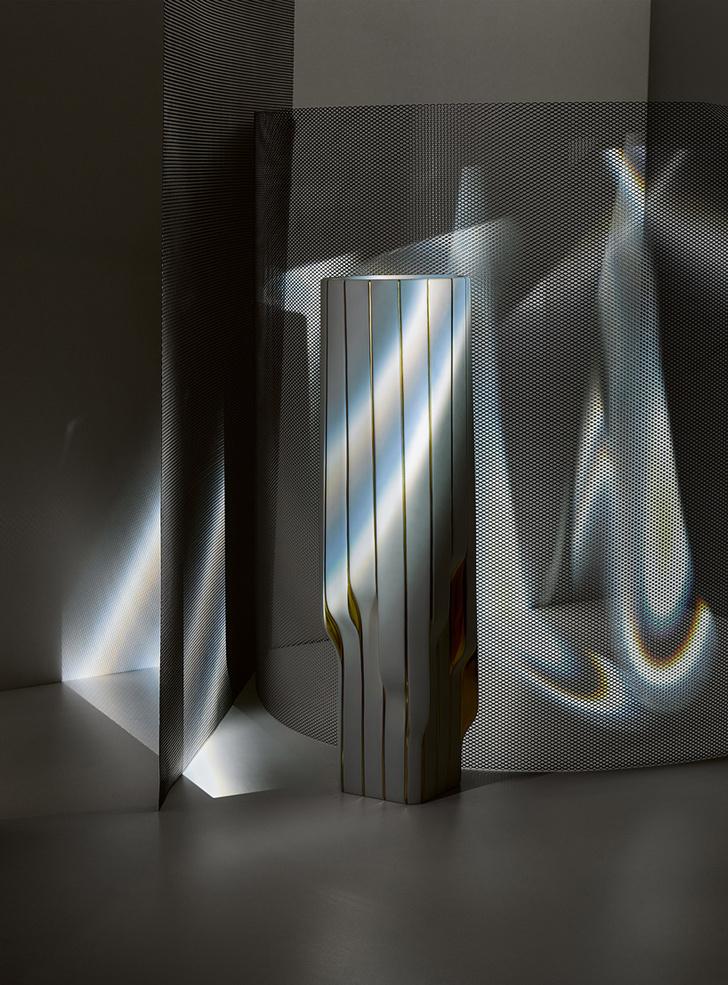 Футуристичные вазы от Zaha Hadid Design и Rosenthal (фото 2)