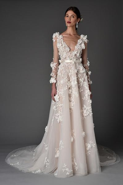Лучшие коллекции Недели свадебной моды | галерея [1] фото [1]