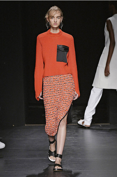 Неделя моды в Нью-Йорке 2015: день седьмой | галерея [5] фото [17]