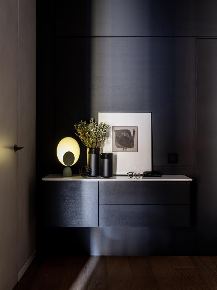 Сила цвета: яркая современная квартира в Москве (фото 14)