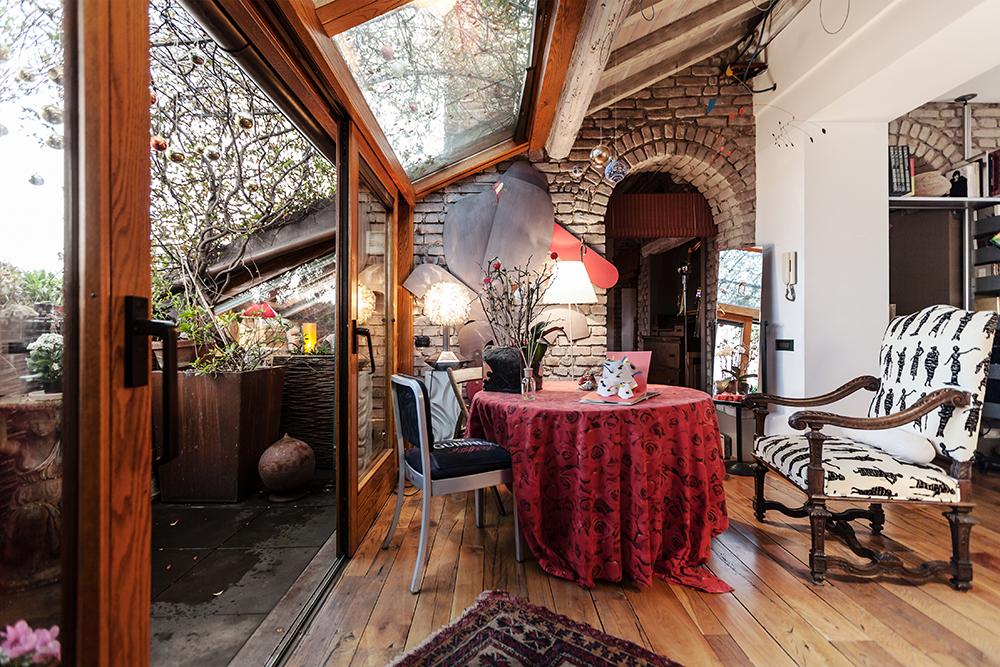 Топ-10: дизайнерские квартиры в Милане | галерея [10] фото [2]