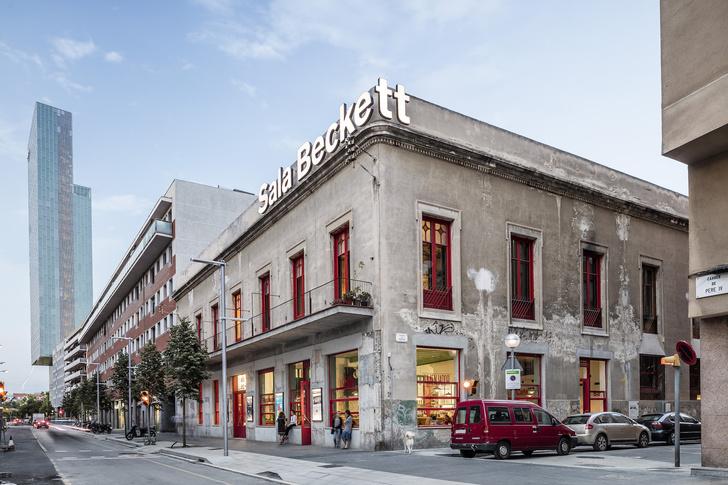 Sala Beckett: театр и ресторан в Барселоне (фото 0)